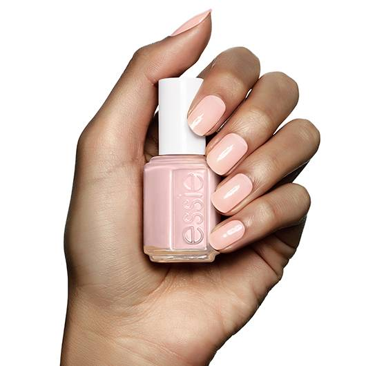 Mademoiselle Classic Sheer Pink Nail Polish Nail Color Essie