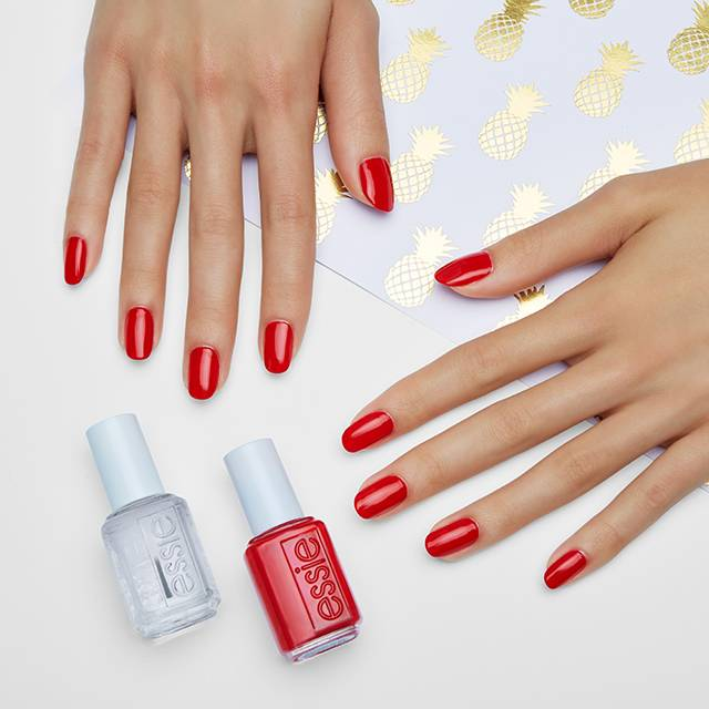 How To Get The Perfect Manicure Nail Articles Amp Tips Essie