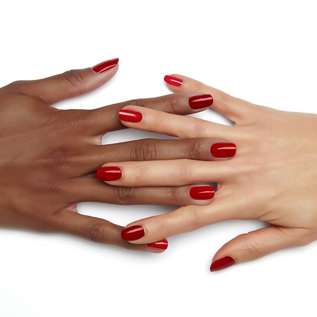 Nail Polish Colors For Cool Skin Tones: Perfect Greige Note The Mix Between Warm Browns And Cool