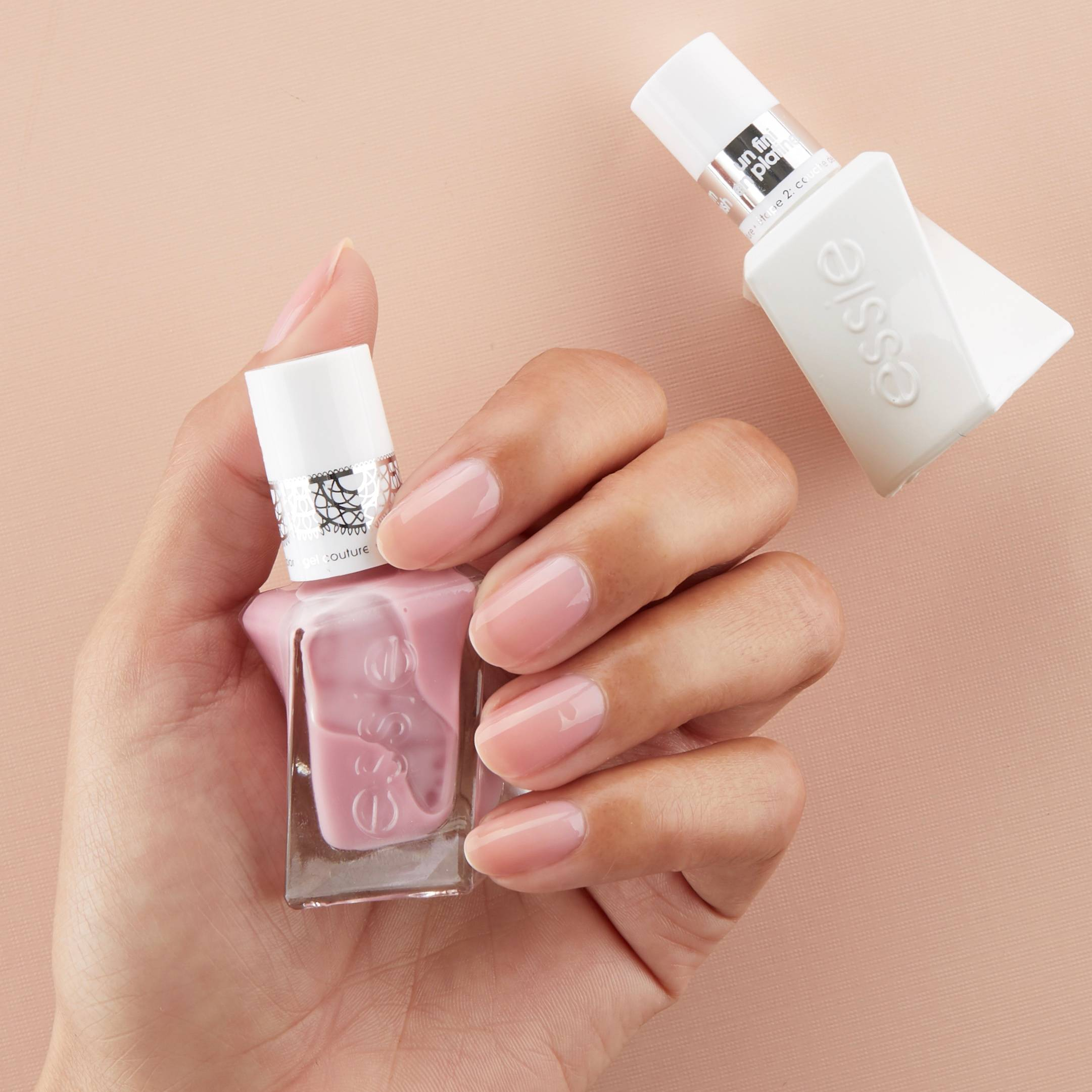 What S Longwear A Lasting Love With Essie Gel Couture