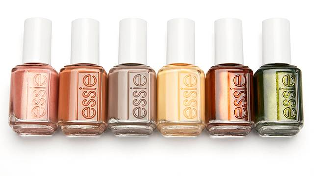 essie , fall 2019 collection , limited edition , essie