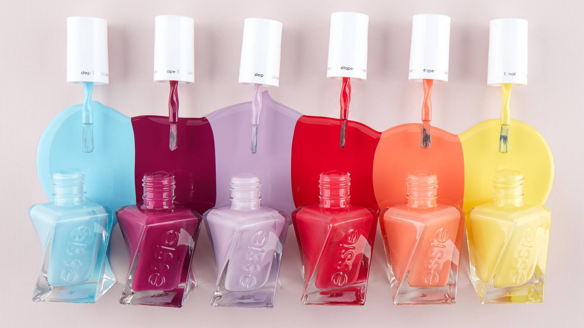 gel couture avant-garde collection - essie