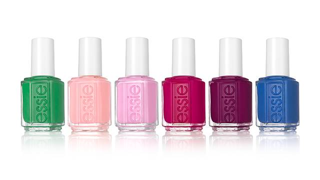 spring 2017 nail polish collection - spring nail colors - essie