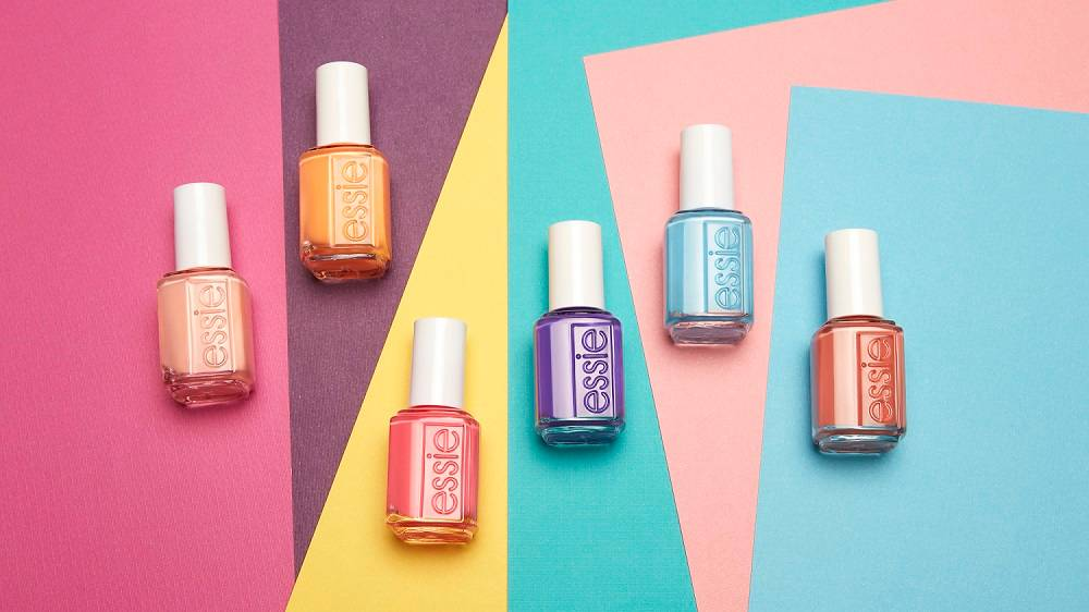 summer 2019 collection - limited edition nail polish - essie