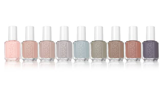 Wild Nudes Nail Polish Collection Neutral Nail Colors Essie
