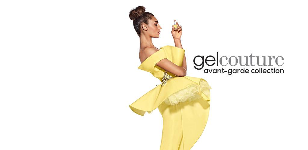 gel couture avant-garde collection