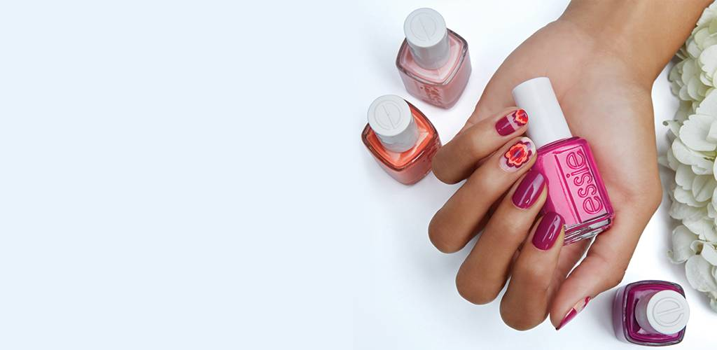 9 gorgeous rainbow nail art designs