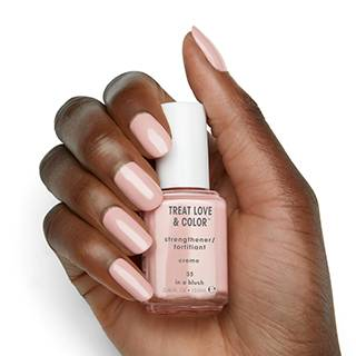 In A Blush Treat Love Color Care 02 Essie