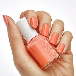 tart deco - colorful coral nail polish, nail color & lacquer - essie