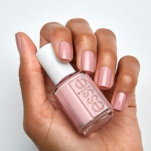 young, wild & me - rose pink nail polish & nail color - essie
