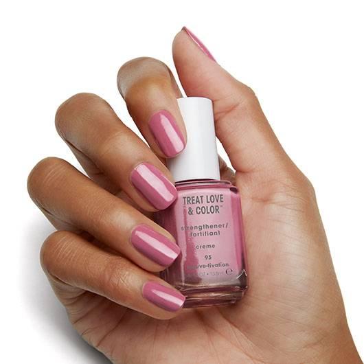 mauve-tivation - treat love & color nail care & nail polish - essie