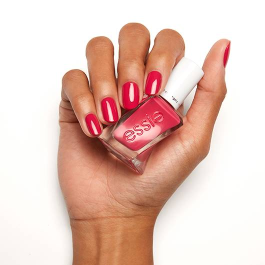 the it-factor - fuchsia gel nail polish, color & lacquer - essie