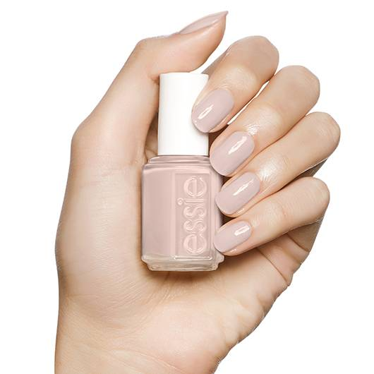 Ballet Slippers Pale Pink Sheer Nail Polish Color Lacquer Essie