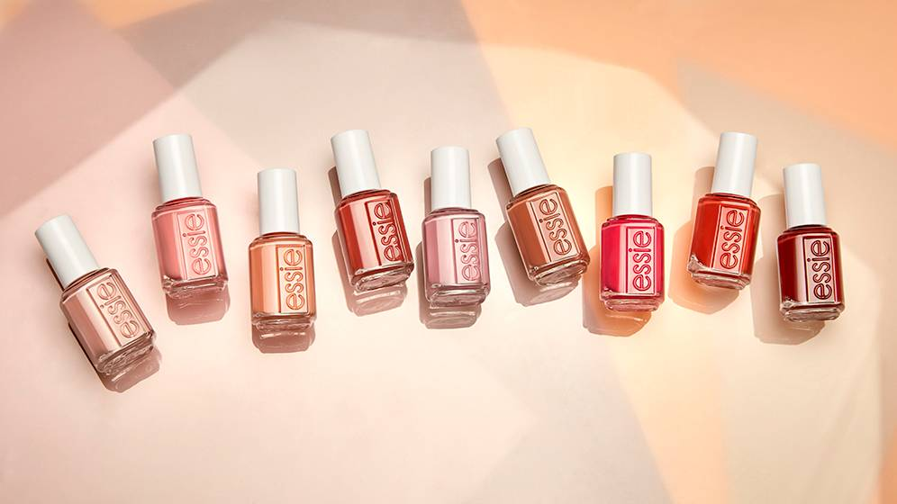 Essie Rocky Rose Collection Neutral Nail Polish