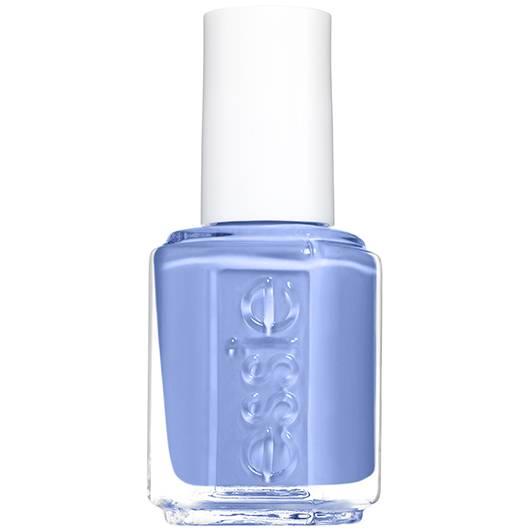bikini so teeny - blue sparkle nail polish & nail color - essie