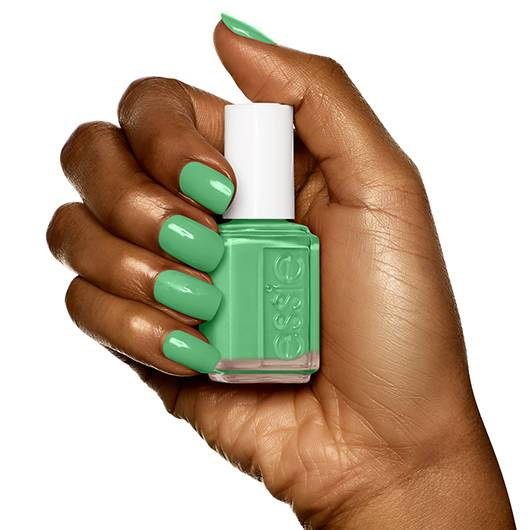 Mojito Madness Lime Green Nail Polish Nail Color Essie